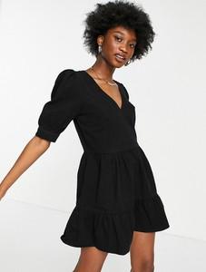 Sukienka Miss Selfridge mini w stylu casual z jeansu