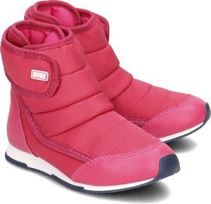 Buty dziecięce zimowe Bibi