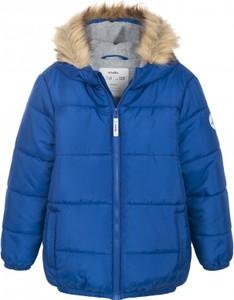 Niebieska kurtka dziecięca Endo z plaru