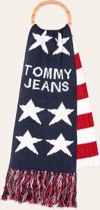 Szalik Tommy Jeans z nadrukiem