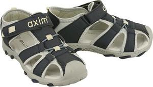 Buty dziecięce letnie Axim ze skóry