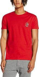 T-shirt Toffs Retro Football z krótkim rękawem w stylu casual