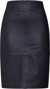 Czarna spódnica Selected Femme midi