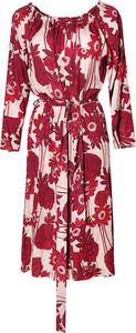 Czerwona sukienka TOVA