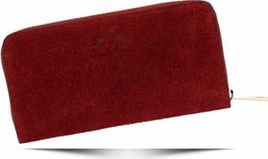Czerwony portfel VITTORIA GOTTI
