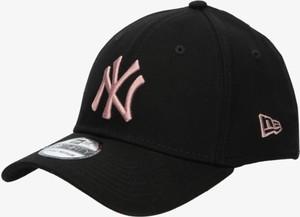 Czarna czapka New Era