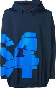 Niebieska kurtka Dsquared2 krótka