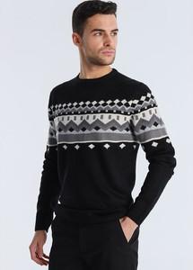 Sweter Bendorff z okrągłym dekoltem