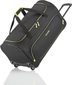 Czarna torba podróżna Travelite