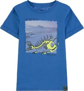 Koszulka dziecięca Tom Tailor dla chłopców z krótkim rękawem