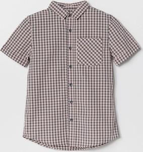 Koszula dziecięca Reserved w krateczkę