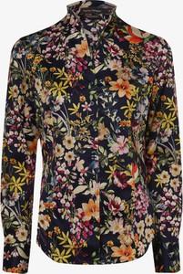 Koszula Franco Callegari w stylu casual z kołnierzykiem z długim rękawem