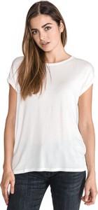 T-shirt Vero Moda z krótkim rękawem z okrągłym dekoltem