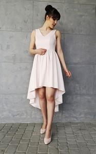 Sukienka Sklepfilloo bez rękawów mini