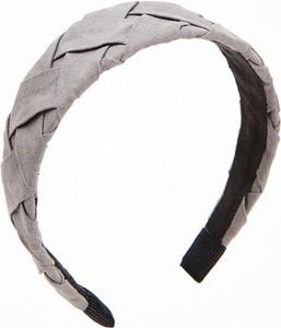 Reserved - Opaska do włosów - Szary