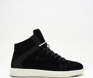 d1137b41482e2 Cropp - Wysokie sneakersy Internal - Czarny
