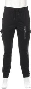 Spodnie sportowe Remixshop w sportowym stylu z dresówki
