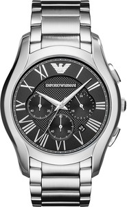 Zegarek EMPORIO ARMANI - Valente AR11083 Silver/Silver