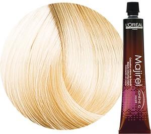 L'Oreal Paris Loreal Majirel | Trwała farba do włosów - kolor 10 1/2 super jasny blond 50ml - Wysyłka w 24H!