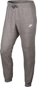 Spodnie sportowe Nike w street stylu z dresówki