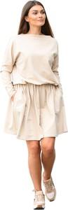 Sukienka Lemoniade mini z długim rękawem