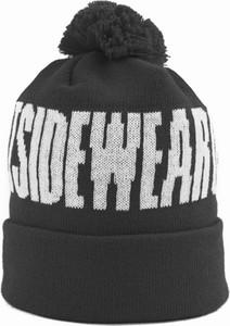 Czarna czapka Outsidewear