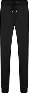 Spodnie sportowe Guess w stylu casual z dresówki