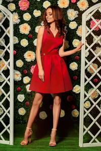 Sukienka Lemoniade mini rozkloszowana