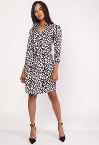 6085f778dc panterka sukienki wieczorowe - stylowo i modnie z Allani