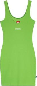 Zielona sukienka Prosto. w stylu casual ołówkowa
