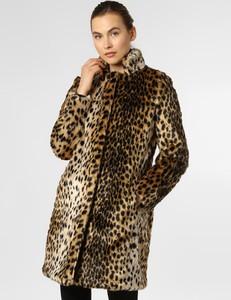 Brązowy płaszcz comma, w stylu casual