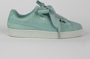 Niebieskie buty damskie Puma, kolekcja wiosna 2020