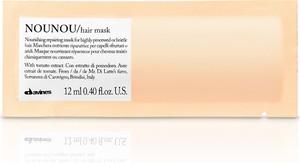 Davines Nounou - maska regenerująca 12ml - Wysyłka w 24H!