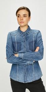 e1978b4cc0dcc koszula jeansowa guess - stylowo i modnie z Allani