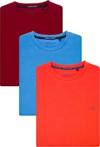 T-shirt LANCERTO w stylu casual