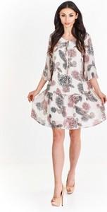 Sukienka Le-kri trapezowa