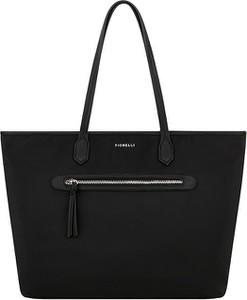 Czarna torebka Fiorelli duża na ramię