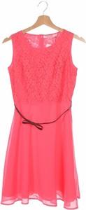 Różowa sukienka dziewczęca Emo Nite