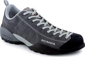 Buty trekkingowe Scarpa z płaską podeszwą sznurowane