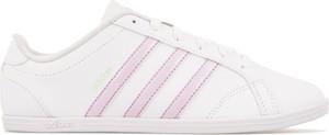 Trampki Adidas z płaską podeszwą sznurowane