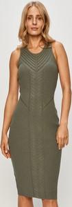 Sukienka Guess by Marciano w stylu casual bez rękawów