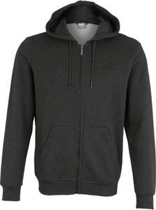 Czarny sweter Puma w sportowym stylu z dresówki