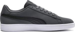 Buty Smash V2 Leather Puma (blackwhite)