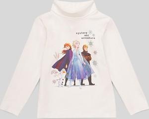 Bluzka dziecięca C&A z długim rękawem z bawełny