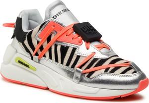 Buty sportowe Diesel sznurowane