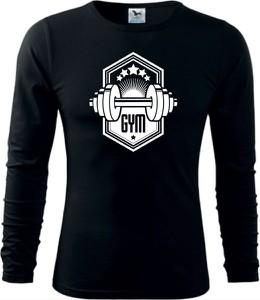Koszulka z długim rękawem TopKoszulki.pl w sportowym stylu z bawełny z długim rękawem