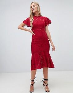 Czerwona sukienka Forever New