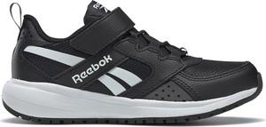 Buty sportowe dziecięce Reebok sznurowane z zamszu
