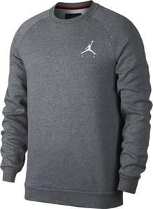 Czarna bluza Jordan z tkaniny w stylu casual