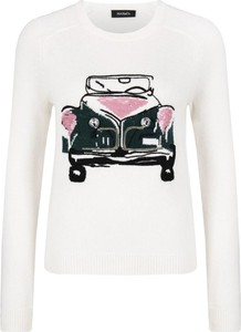 Sweter Max & Co. z wełny w stylu casual